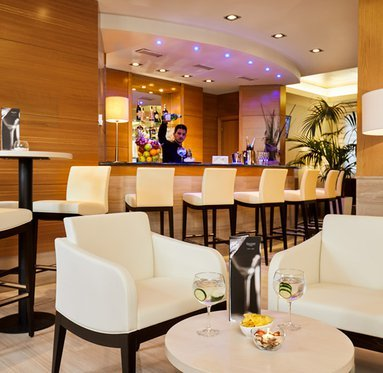 Come and relax in our bar