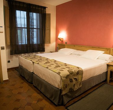 Hotel Pintor el Greco - Chambre Lits Jumeaux Standard