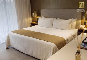 Les chambres King Deluxe du Sercotel IT Hotel & Residences by ...